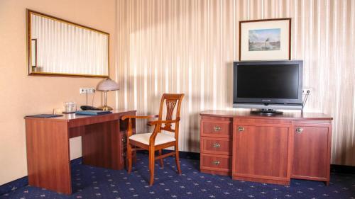 Бельведер Невский Бизнес Отель Двухместный номер «Комфорт» с 1 кроватью или 2 отдельными кроватями