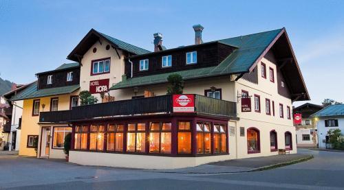 Hotel Kopa garni Oberammergau