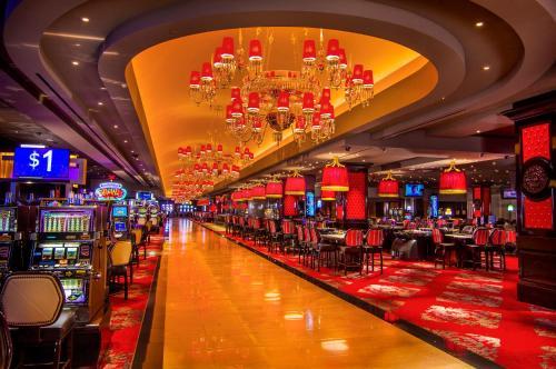 3595 Las Vegas Boulevard South, Las Vegas Strip, Las Vegas, NV 89109, United States.