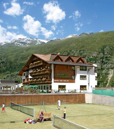Hotel Enzian And Apartmenthotel Johannes