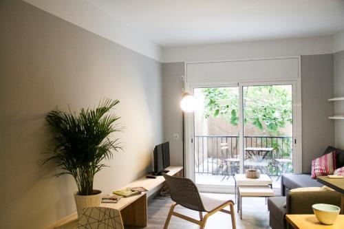 Idyllic Apartment with Terrace photo 21