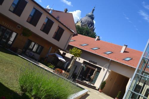 Szent János Hotel in Szeged