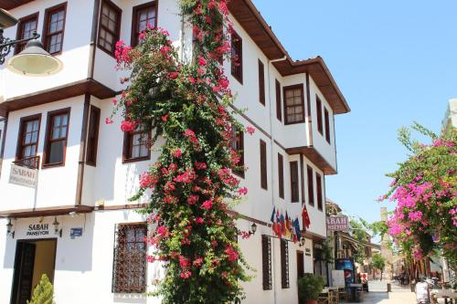 Antalya Sabah Pension adres