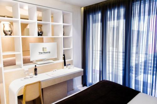 Фото отеля The Rooms Hotel, Residence & Spa