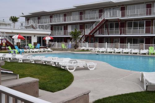 Hershey Motel - Seaside Heights, NJ 08751