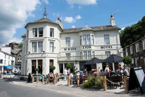 White Lion Hotel Ambleside By Innkeepers Collection, Ambleside