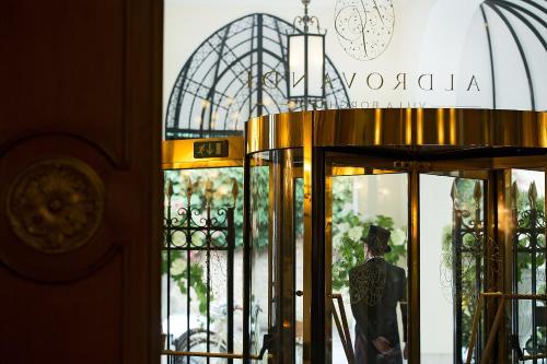 Aldrovandi Villa Borghese - The Leading Hotels of the World photo 21