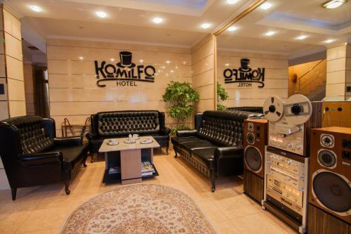 Komilfo Hotel, Moldova
