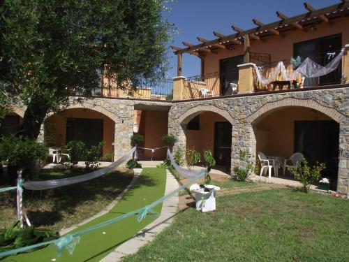 Accommodation in San Martin de Tor