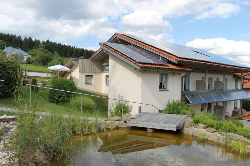 Landhaus Arberkristall - Bayerisch Eisenstein