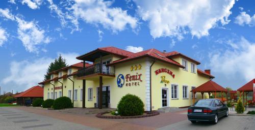 FENIX - Hotel i Restauracja - Jasionka