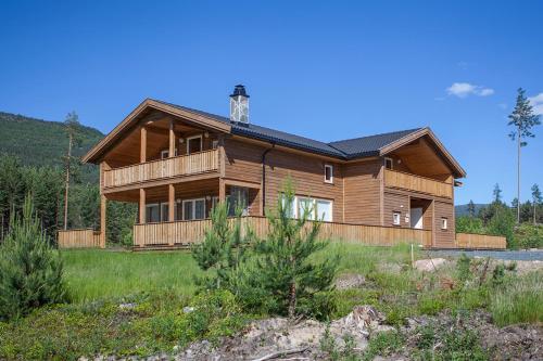 . Lakehouse in Norway