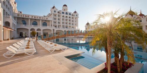 Side Oz Hotels Side Premium Hotel tek gece fiyat