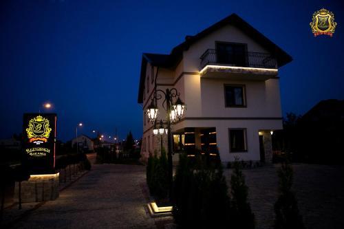 . Rezydencja Bakamus