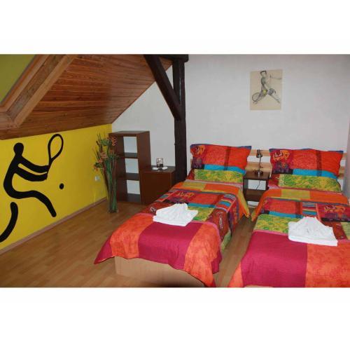 Bed&Breakfast Penzion Brno - Accommodation