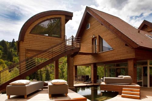 Accommodation in Colroy-la-Roche