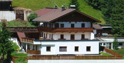 Ferienwohnung Brandegg Lanersbach-Tux