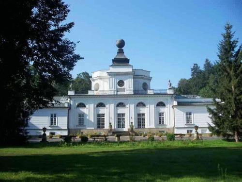 . Hotel butikowy Pałac Jabłonna