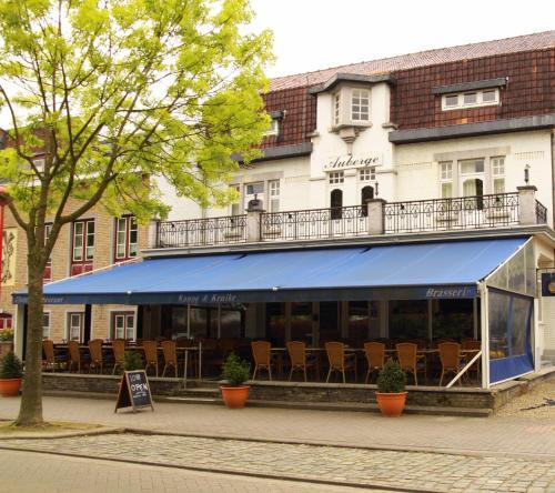 Hotel-overnachting met je hond in Hotel Restaurant Brasserie Kanne & Kruike - Kanne