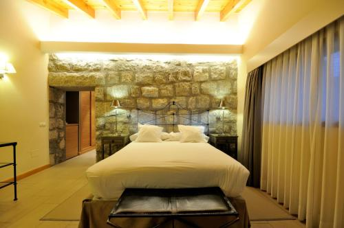 Doppelzimmer Hotel Rural Las Rozuelas 20