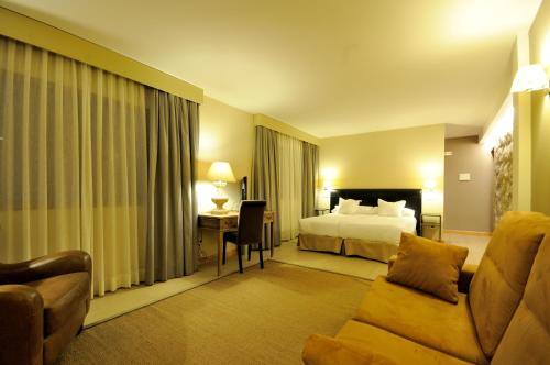 Suite mit Gartenblick Hotel Rural Las Rozuelas 9