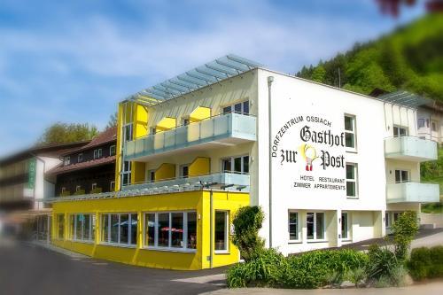 Gasthof Zur Post, Pension in Ossiach bei Pritschitz