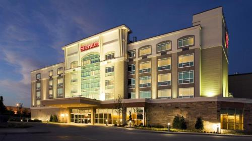 Sheraton Hotel Midwest City At The Reed Conference Center - Midwest City, OK 73110