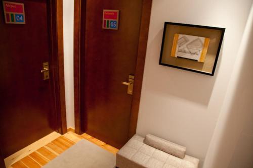 Habitación Individual Estándar  Hospedería Palacio de Allepuz 8