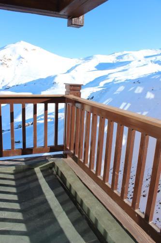 Valle Nevado Vip Apartment Ski Out-In - Valle Nevado