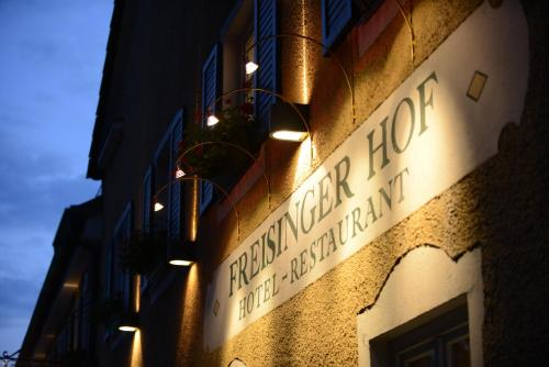 Hotel Freisinger Hof photo 2