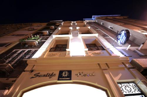 Sunlife Oldcity, Pension in Istanbul