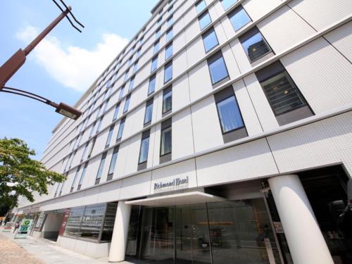 Richmond Hotel Fukushima Ekimae - Fukushima