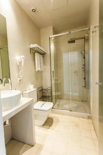 Double Room with Patio - single occupancy Hotel Boutique Elvira Plaza 9