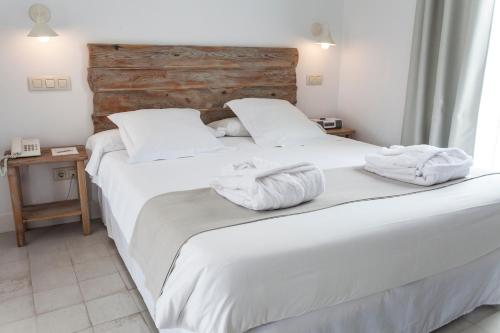 Double Room with Patio Hotel Boutique Elvira Plaza 18