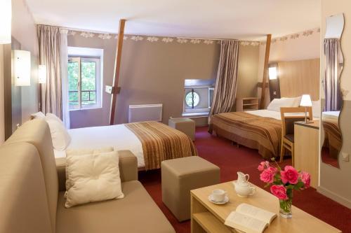 . The Originals City, Hôtel Le Lion d'Or, Chinon (Inter-Hotel)