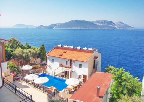 Kas Sunset Villa Hotel online rezervasyon