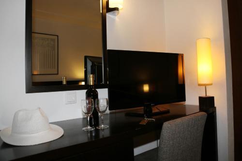 Hotel Do Prado zdjęcia pokoju