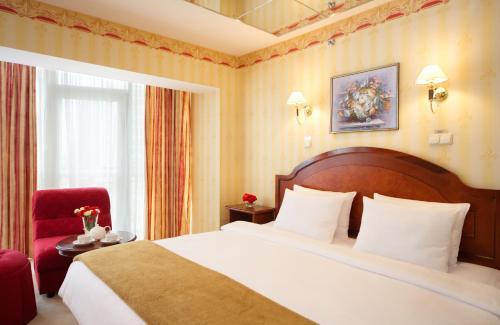 Marins Park Hotel Sochi Люкс-студио