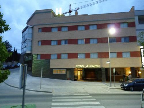 . Hotel Avenida El Morell
