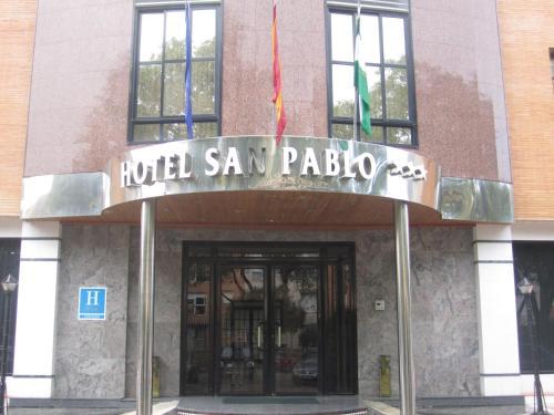 . Hotel San Pablo Sevilla