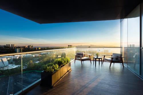 Hilton Santa Fe, Ciudad de México