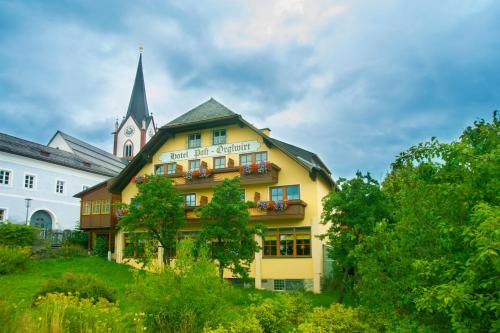 . Örglwirt Ferienwelt - Hotel Post Örglwirt