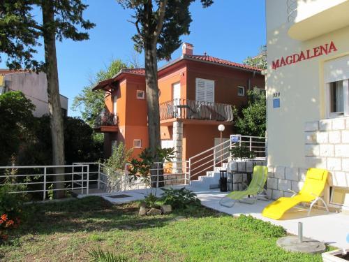 . Villas Arbia - Rooms Villa Rio