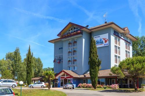 Hôtel Côté Sud Léman - Hôtel - Thonon-les-Bains