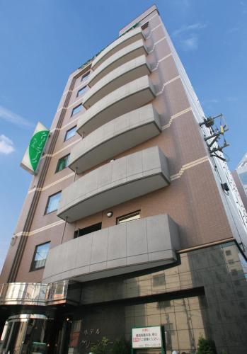 Hotel Green Mark - Sendai