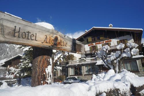 Hotel Aiguille Noire Courmayeur