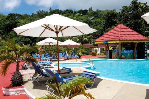 Berjaya Praslin Resort, Anse Volbert Village, Seychelles