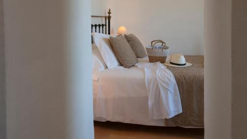Habitación Doble - 1 o 2 camas Alcaufar Vell Hotel Rural & Restaurant 14