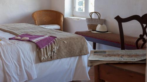 Double or Twin Room Alcaufar Vell Hotel Rural & Restaurant 17
