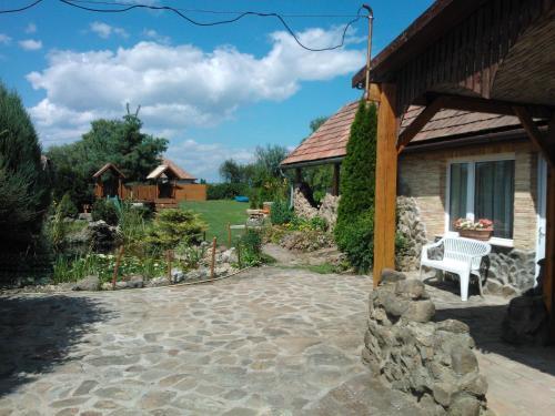 Hotel-overnachting met je hond in Ipolypart Vendégház - Szécsény